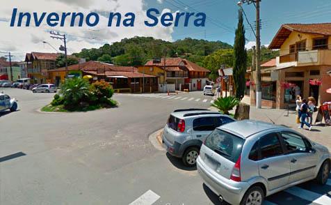 Santo Antônio do Pinhal – Meio da Serra