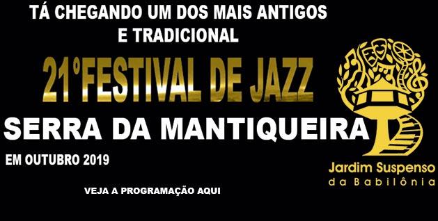 O Mais antigo Festival de Jazz da Mantiqueira