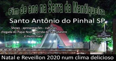 Fim de ano na Serra da Mantiqueira – Santo Antonio do Pinhal – Reveillon 2020