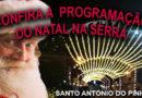 Confira a Programação para o Fim de ano em Santo A Pinhal