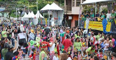 Vem ai o Carnaval 2020 em Santo Antonio do Pinhal